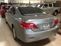 Cần bán Toyota Camry 2.4G đời 2009, màu xám, 815tr