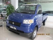 Bán Suzuki Super Carry Pro 740kg đời 2015, màu xanh lam, nhập khẩu