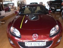 Bán xe Mazda MX 5 cũ màu đỏ, xe nhập, chính chủ