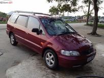 Cần bán lại xe Honda Odyssey sản xuất 1996, màu đỏ, nhập khẩu nguyên chiếc, chính chủ