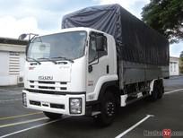 Bán ô tô Isuzu FVR 16 Tấn đời 2015, màu trắng, nhập khẩu nguyên chiếc