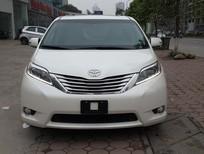 Cần bán xe Toyota Sienna đời 2017, màu trắng, xe nhập