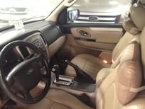 Cần bán lại xe Ford Escape đời 2008, màu bạc, giá chỉ 450 triệu