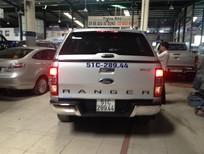 Bán Ford Ranger đời 2013, màu bạc, nhập khẩu