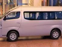 Bán ô tô Nissan Urvan NP350 đời 2015, màu trắng, nhập khẩu chính hãng tại Đà Nẵng