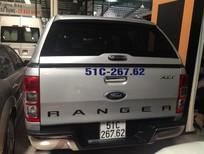 Bán ô tô Ford Ranger đời 2013, màu bạc, nhập khẩu