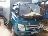Xe Thaco Ollin 2,5 tấn đời 2010, màu xanh lam, giá tốt
