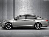 Bán Volkswagen Passat E đời 2015, màu xám, nhập khẩu nguyên chiếc