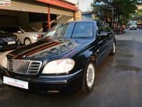 Bán ô tô Daewoo Chairman 3.2 năm 1999, màu đen, xe nhập, số tự động