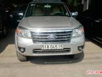 Cần bán xe Ford Everest MT đời 2001, màu bạc