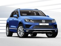 Bán Volkswagen Touareg GP 2016, nhập khẩu