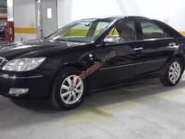 Bán Toyota Camry 3.0 V6 2003, màu đen, xe gia đình