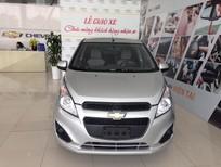 Bán Chevrolet Spark LS, số sàn, hỗ trợ đăng ký, trả góp 80% lãi suất thấp, giá bán thỏa thuận