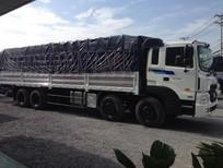 Xe tải Hyundai HD320 4 chân, 18 tấn, máy cơ, đã có hàng về, giao ngay