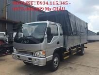 Bán xe tải JAC 6.4T trả góp lãi suất ưu đãi nhất