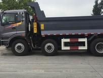 Bán xe Thaco AUMAN D300 2016, màu xám, nhập khẩu chính hãng, tải trọng 18 tấn