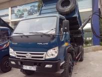 Bán ô tô Thaco FORLAND FLD250C 2016, màu xanh lam, tải trọng 2,5 tấn.