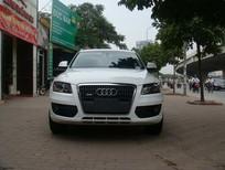 Bán Audi Q5 Đà Nẵng, màu trắng, nhập khẩu nguyên chiếc, bán xe sang audi nhập khẩu miền trung