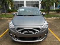 Cần bán xe Mitsubishi Attrage MT 2016, nhiều màu, nhập khẩu nguyên chiếc giá cực rẻ, cực kỳ tiết kiệm nhiên liệu.