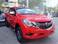 Bán ô tô Mazda BT 50 MT đời 2017, màu đỏ, nhập khẩu nguyên chiếc
