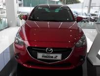 Bán xe Mazda 2 đời 2017, màu đỏ