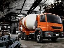 Xe tải MiJ24R gắn bồn trộn 7 khối, chất lượng siêu bền, siêu tiết kiệm, siêu rẻ chỉ từ 1tỷ580
