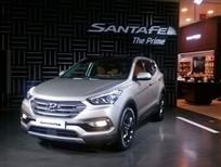 Giá xe Hyunddai Santafe 2017, Euro 4 mới máy xăng 7 chỗ tặng ngay 20 triệu và nhiều phụ kiện tại Hyundai Bà Rịa Vũng Tàu