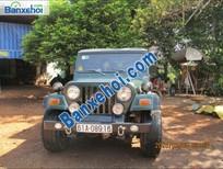 Bán Jeep Wrangler đời 1990, màu xanh lam, nhập khẩu chính hãng, 180 triệu