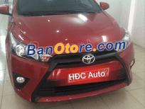 Cần bán Toyota Yaris 1.3E đời 2014, màu đỏ, nhập khẩu Thái Lan chính chủ, giá 660tr