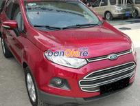 Cần bán Ford EcoSport Trend AT đời 2014, màu đỏ