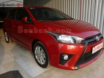 Cần bán xe Toyota Yaris 1.3E năm 2014, màu đỏ, nhập khẩu còn mới