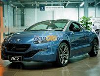 Bán ô tô Peugeot RCZ S đời 2013, màu xanh lam, nhập khẩu nguyên chiếc