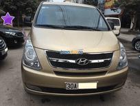Bán ô tô Hyundai H1 đời 2010, màu vàng, xe nhập, số sàn