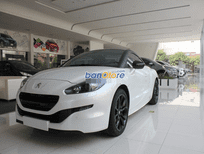 Cần bán Peugeot RCZ năm 2015, màu trắng, nhập khẩu nguyên chiếc