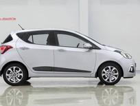 Bán xe Hyundai i10 1.0 MT đời 2015, màu trắng, xe nhập, giá 396tr