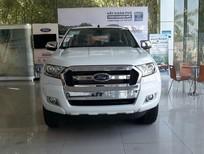 Ford Ranger XLT 4X4 (hai cầu số sàn) giao xe toàn quốc, hỗ trợ thủ tục đăng ký đăng kiểm, vay vốn ngân hàng nhanh gọn