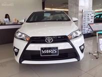 Bán ô tô Toyota Yaris 1.3E đời 2016, màu trắng, nhập khẩu chính hãng