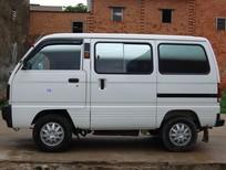 Bán ô tô Suzuki Carry Van đời 2007, màu trắng, 150tr