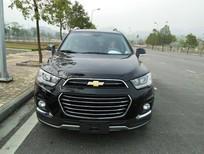 Bán ô tô Chevrolet Captiva LTZ 2016, màu đen, giá tốt, LH 0975.579.305
