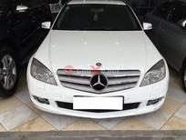 Cần bán gấp Mercedes C200 đời 2010, màu trắng, số tự động