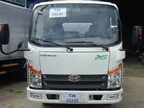 Xe Veam VT252 tải trọng 2.4 tấn chạy vào trong thành phố được là dòng xe có tải trọng vào thành phố cao nhất hiện nay
