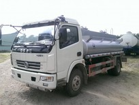 Cần bán xe tec chở xăng dầu Dongfeng 6m3, giá chỉ 545tr