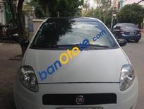 Cần bán Fiat Punto 2009, màu trắng đã đi 45000 km