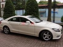 Bán xe Mercedes CLS350 AMG năm 2012, màu trắng, nhập khẩu chính hãng, còn mới