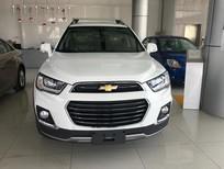 Bán Chevrolet Captiva LTZ 2018, màu trắng, giá tốt