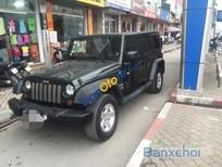 Cần bán Jeep Wrangler đời 2010, màu đen, xe nhập