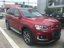 Cần bán Chevrolet Captiva LTZ REVV, màu đỏ