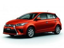 Bán Toyota Yaris 1.3E 2015, màu đỏ, xe nhập giá cạnh tranh