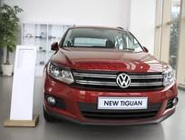 Cần bán Volkswagen Tiguan E đời 2016, màu đỏ, xe nhập