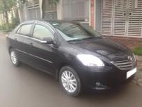 Xe Toyota Vios E đời 2010, màu đen số sàn, giá 336tr, 0988609890
